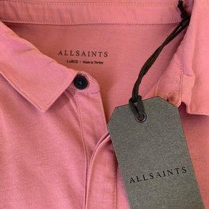 NWT AllSaints Polo